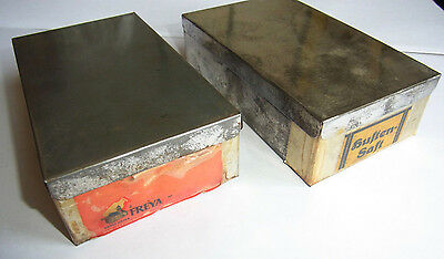 Apotheker-Dose- Hustensaft-Freya-Apotheke Berlin-vintage pharmacy box metal #4