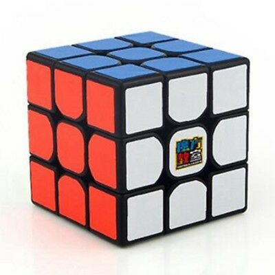 UK 3x3x3 MoYu Cubing Classroom MF3RS Speed Puzzle Twist Game Toy Kids Black Gift
