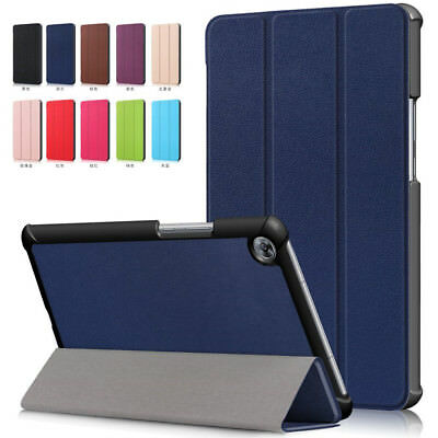 Magnetic Slim Smart Sleep Wake Stand Cover Case For Huawei Mediapad M5 8.4 /10.8