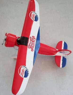 1932 Lockheed Vega #5 Diecast 1:32 Pepsi-Cola Collector Series Airplane New/box