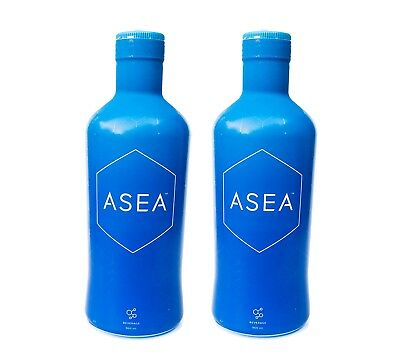 2x 960ml Genuine Asea REDOX Health Exp 06/19 + 1x10ml Renu 28 FREE EXPRESS POST