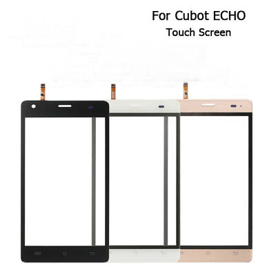 For cubot echo Touch Screen Glass Lens Digitizer Replacement Part + Tool