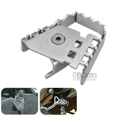 Brake Lever Extension Enlarge Side Stand Support For BMW F800GS F700GS F650GS SV