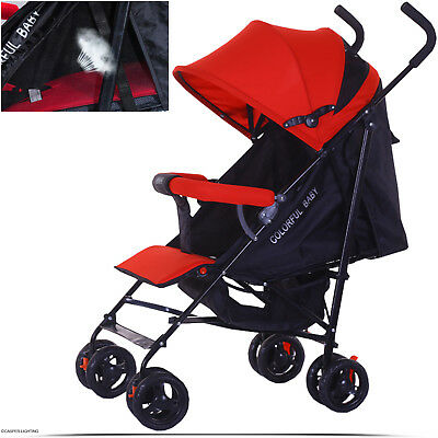 New Hauck Caviar Baby Pram Pushchair Stroller Kids Infant Buggy Durable Stylish
