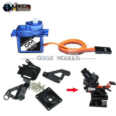 SG90 9G Gear Micro Servo Motor RC Robot Arm Helicopter Airplane Camera Platform