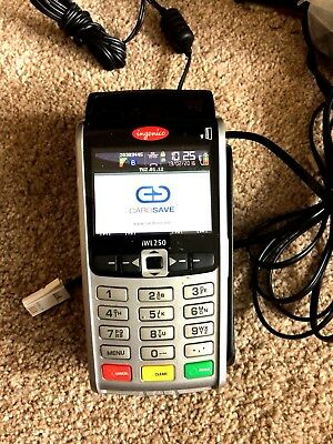 Ingenico iWL 250 Dock Bring real mobility to payment with this
