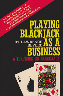 Playing Blackjack as a Business (Chess Book)