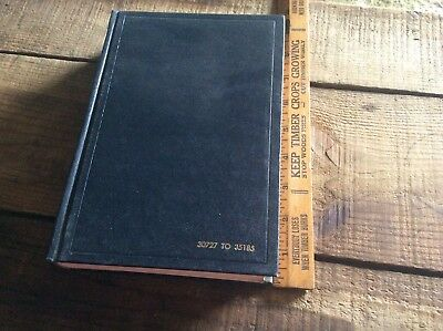 VTG The Arabian Stud Book, Hardcover, Volume XVI 1965, Progeny & Registration