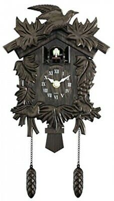Cuckoo Clock House wall clock large modern art vintage home decor
