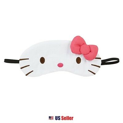 Sanrio Hello Kitty Sleeping Mask Sleep Shade Eye Mask : Travel Kitty