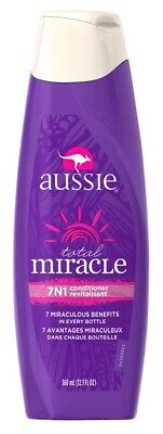 (6 Pack) AUSSIE CONDITIONER 7-N-1 TOTAL MIRACLE 12.1oz