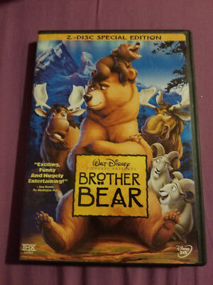 Disney's Brother Bear (Two-Disc Special Edition) DVD