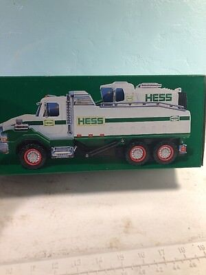 "2017 Hess Dump Truck & Loader ""SOLD OUT IN STORES!""  New in box!  Never opened!"