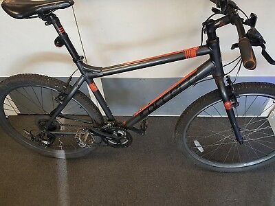 CARRERA AXLE LIMITED Edition Mens Hybrid Bike 21 Gears 20inch
