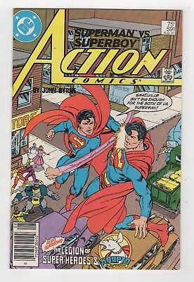 DC Comics Action Comics #591 Copper Age
