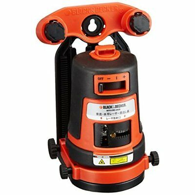 Black & Decker BDL310S Projected Crossfire Auto Level Laser Japan with Tracking