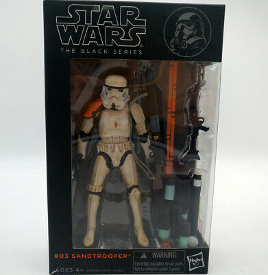 Sandtrooper Legends Movie Gift Star Wars Custom The Last Jedi Action Figure