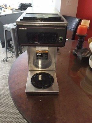 """Bunn Vp -17 Commercial """"pour-Over"""" Coffee Brewer"""