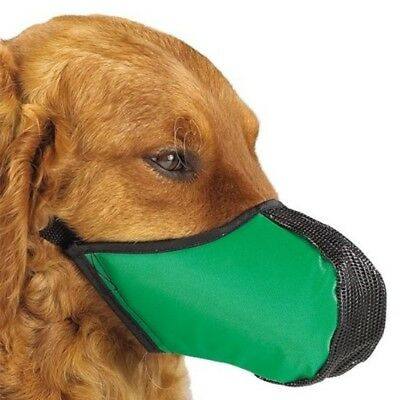 Proguard Softie Dog Muzzle Comfort Fit Dog Mouth Bite Protector Guard Large