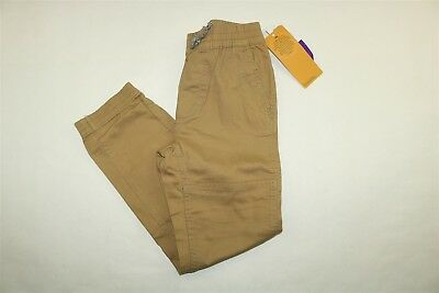 LEE Boy's Pull On Casual Jogger Pants - DARK KHAKI - 14