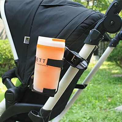Bicycle Cup Holder For Bike Baby Stroller Wheelchair Mount Water Bottle Thermos