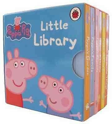 Peppa Pig: Little Library, Hardcover