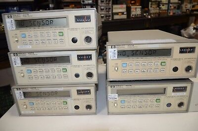HP Agilent 437B Power Meter Option 003