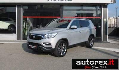 SSANGYONG REXTON 2.2 4WD Icon Automatico aziendale