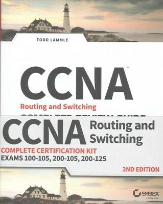 CCNA Routing and Switching Complete Certification Kit : Exams 100-105, 200-10...