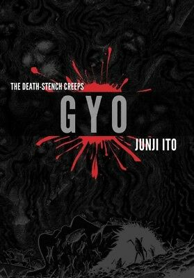 GYO 1-2 : The Death Stench Creeps, Hardcover by Ito, Junji, Brand New, Free s...