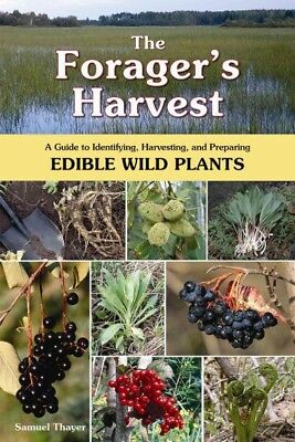 Forager's Harvest : A Guide to Identifying, Harvesting, And Preparing Edible ...