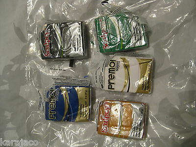 SCULPEY PREMO MODELING CLAY OVEN BAKE ~9oz BLUE WHITE GOLD GREEN BLACK