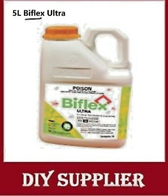 5L Biflex Ultra - Spiders, Wasps, Ants, Cockroaches, Fleas, Flies