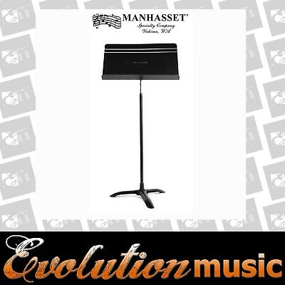 Symphony Music Stnd By Manhasset Black Pack Of 6
