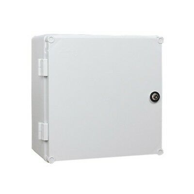 Control Box with Lock uni-0 IP65 Industrial Box 43.0 E-P 5702