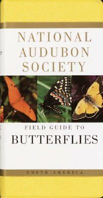National Audubon Society Field Guide to North American Butterflies, Paperback...