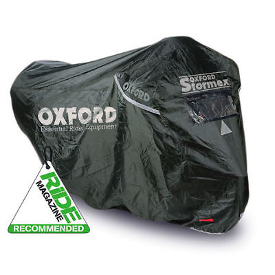 Oxford Stormex Motorbike Motorcycle Cover- Small /Medium /Large S