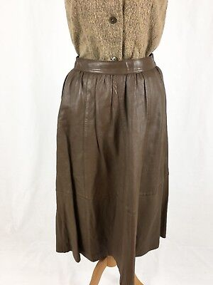 Consider, brown straight skirt are