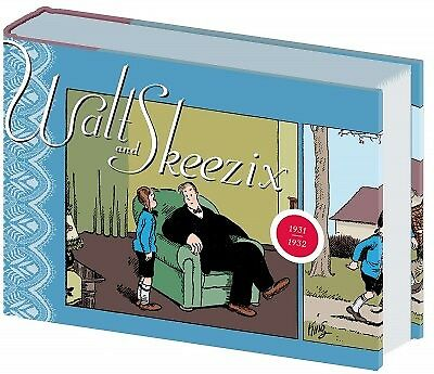 Walt and Skeezix 7 : 1931-1932, Hardcover by King, Frank O.