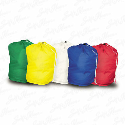 Jumbo Laundry Bag Drawstring Polyester Strong Washing Clothing Travel Cleaning