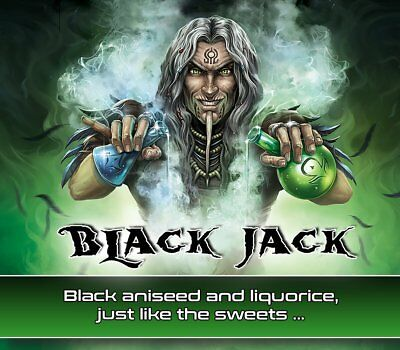 Witchcraft 10ml E-Liquid -  Menthol,Sweet,Tobacco,Berry 31 Flavours