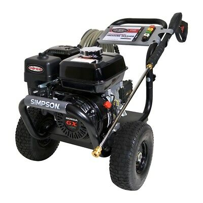 Simpson PS3228-S PowerShot 3300 PSI @ 2.5 GPM Gas Engine Pressure Washer with Ho