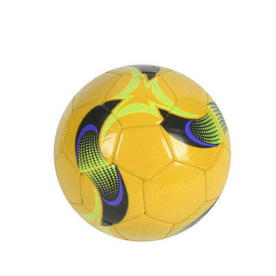 Leather Football Size 5 Soccer Balls 32 panel Traditional  5  Colours PU  UK
