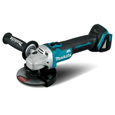 "Makita Dga506Z 18V Li-Ion Cordless Brushless 125Mm (5"") Angle Grinder Skin Only"