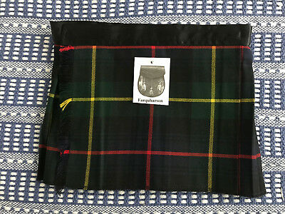 Farquharson baby Kilt 4-12 month Scottish Plaid Tartan Christening Outfit?