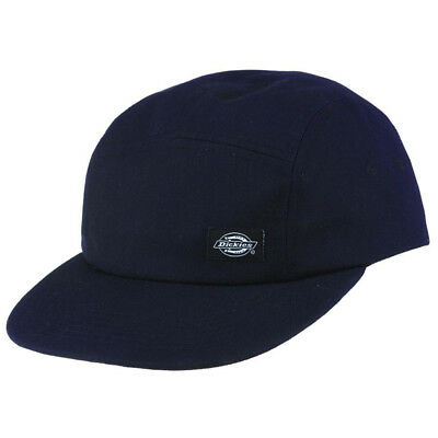 f71eab30f9b DICKIES NEW MENS Premont 5 Panel Cap Black BNWT -  30.60