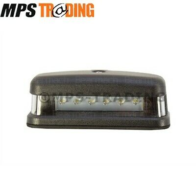 Bearmach Led Rear Number Plate Light For Land Rover Defender - Ba9715