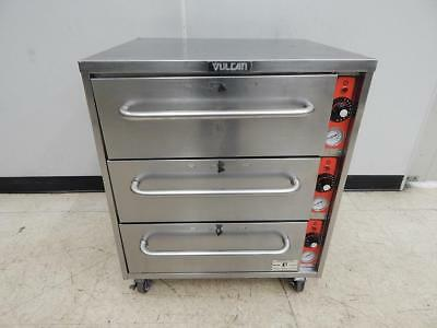 Vulcan 3-Drawer Electric Food Warmer, 115 volt, VW3S