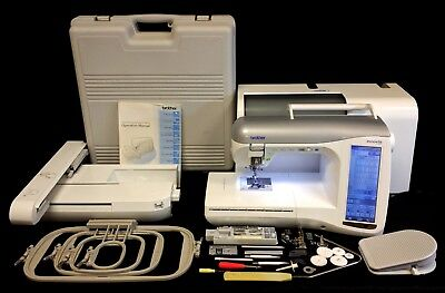Brother Innov Is 4000d Computerized Sewing Embroidery Machine