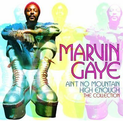 Marvin Gaye - Ain't No Mountain High Enough: The Collection NEW CD